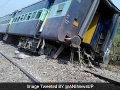 Police Don't Rule Out Sabotage In Rajya Rani Express Derailment