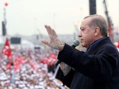 Triumphant Turkish President Swats Away Western Criticism Of Referendum