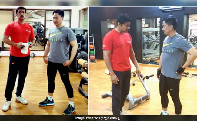 Minister Kiren Rijiju's Olympic Swag: 'Could Have Done It Too'
