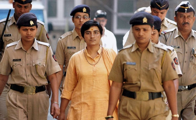 Malegaon blast case: NIA clears Sadhvi Pragya to apply for discharge