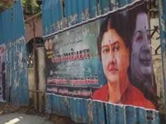 AIADMKs Dinakaran Arrested Close To Midnight, Sasikala Posters Come Down