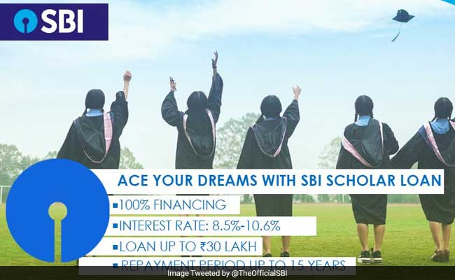 State Bank of India offers loans up to Rs 1.5 lakh under the Skill Loan scheme.