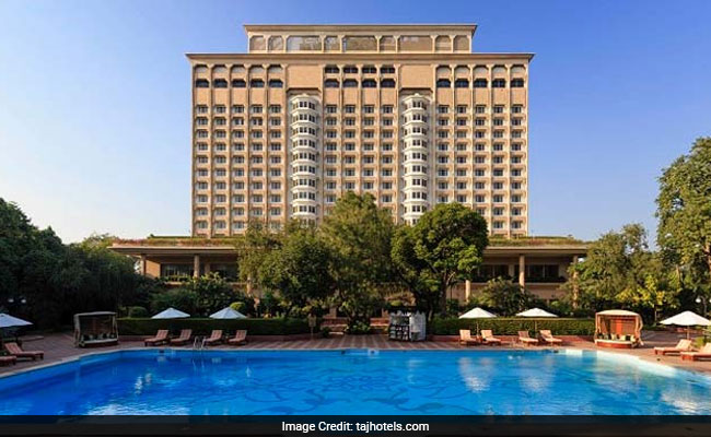Indian Hotels Company has said it intends to participate in the bidding for the property