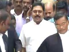 Dinakaran Arrested, OPS Camp To Step Up Pressure For Expulsion: 10 Points