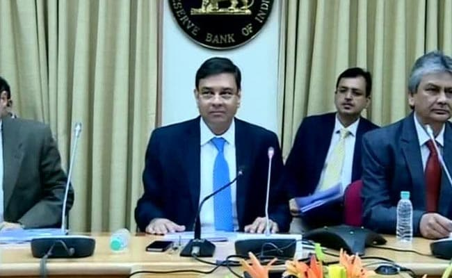 RBI Governor Urjit Patel-led Monetary Policy Committee held rates on April 6.