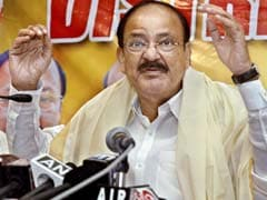 MCD Elections: No Difference Between AAP And Congress, Alleges BJP's Venkaiah Naidu