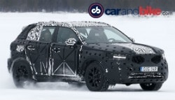 Volvo XC40 Cabin Uncovered In Latest Spy Images