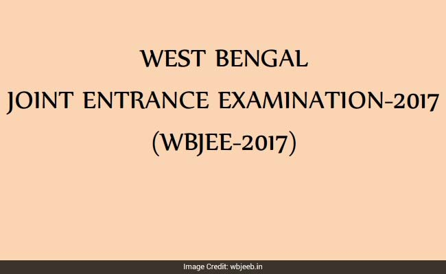West Bengal WBJEEB 2017 results declared; Check your ranks from here