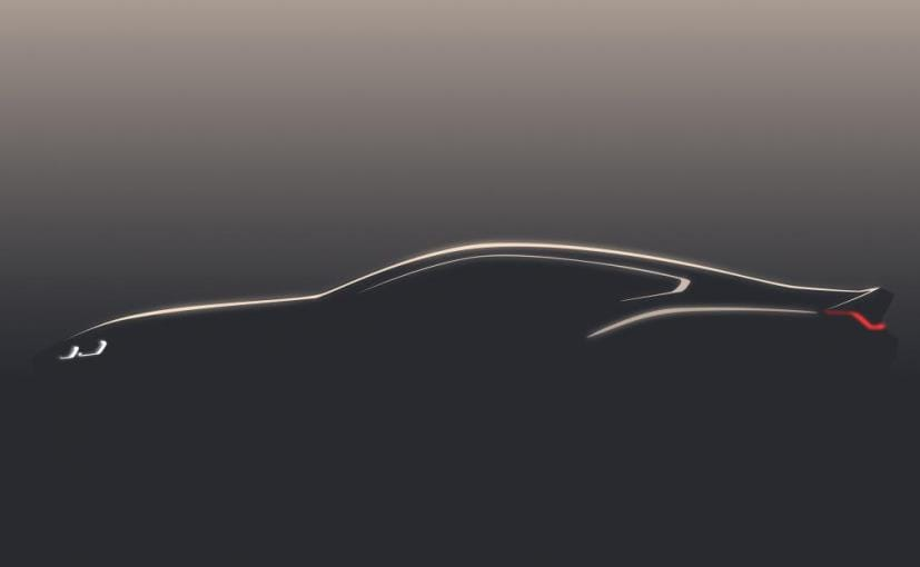 New BMW 8 Series teased