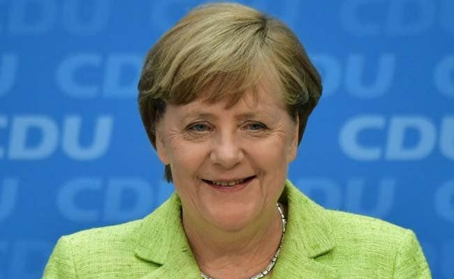 Merkel grumbles on ally, saying European Union should take fate in own hands