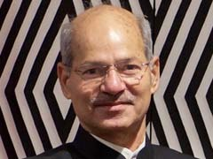 Anil Madhav Dave Gave Commendable Service To Nation, Says President Pranab Mukherjee