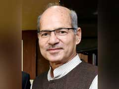 Anil Madhav Dave Cremated With Full State Honours On Narmada Bank