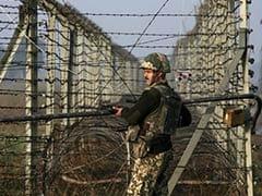 Floodlights Installed Along Border With Pakistan, Bangladesh