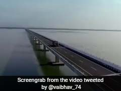 This Firm Supplied 90% Steel For India's Longest Bridge