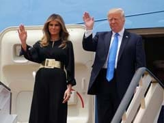 Melania Trump Forgoes Headscarf In Saudi Arabia