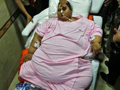 Eman Ahmed, 'World's Heaviest Woman', Hospitalised In Abu Dhabi