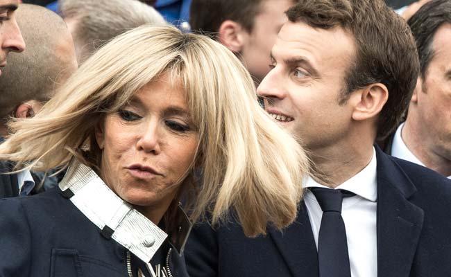 Trudeau congratulates France's president-elect Macron on election win