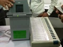 AAP Hackathon For Vote Machines (EVMs) On Same Day As Election Commission