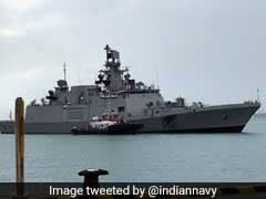 Indian Navy To Hold Maritime Exercises With Indonesia, Papua New Guinea And Australia