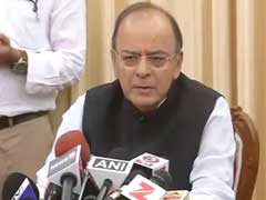 Day Of Reckoning, Says Arun Jaitley As 2 Opposition Leaders Are Raided
