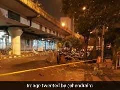ISIS Claims Responsibility For Jakarta Bus Station Attacks