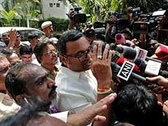 Enforcement Directorate Also Registers Police Case, To Question Karti Chidambaram