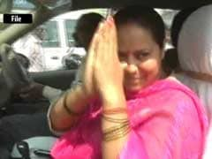 Lalu Yadav's Daughter Misa Bharti To Appear Before Income Tax Officials In Proxy Land Case