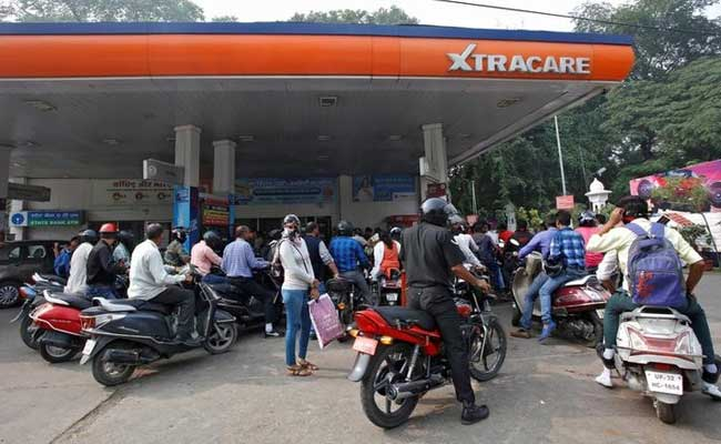 Petrol, diesel prices have fallen in the cities where they are being revised daily