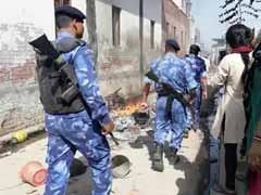 1 Dead In Fresh Clashes In UP's Saharanpur, Government Blames Mayawati