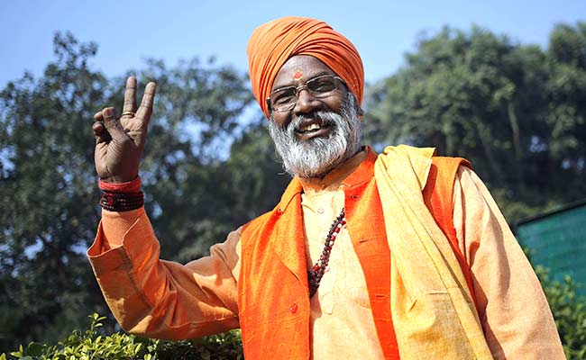 No one can stop construction of Ram temple: Sakshi Maharaj