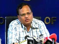 CBI Questions Delhi Minister Satyendar Jain's Wife In Money Laundering Case Against Him