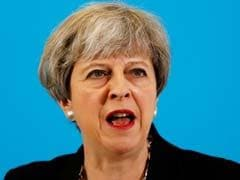 Theresa May Condemns 'Appalling Terrorist Attack' In Manchester Arena