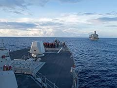 China Rejects 'Irresponsible' United States Remarks On South China Sea