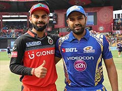 IPL Highlights: Mumbai Indians (MI) Vs (RCB) Royal Challengers Bangalore