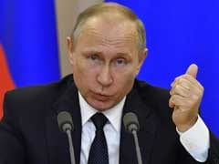 Russia's Vladimir Putin A Bigger Threat Than ISIS: US Senator John McCain