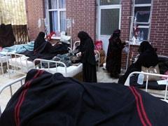 UN Blames Warring Sides For Yemen's 'Man Made' Cholera 'Catastrophe'