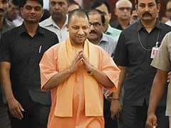 Yogi Adityanath In Ayodhya, A Day After BJP Leaders Charged In Babri Case