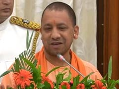 Yogi Adityanath, Rajnath Singh Review Preparations For Yoga Day Event