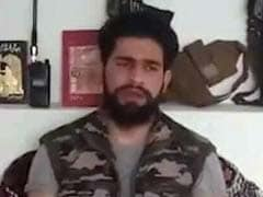 Hizbul Heads For Split After Top Commander Snubbed. I Quit, He Says