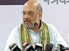 Amit Shah's Comeback On Opposition Barbs Over Presidential Poll