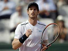 French Open: Andy Murray Downs Juan Martin Del Potro In Straight Sets