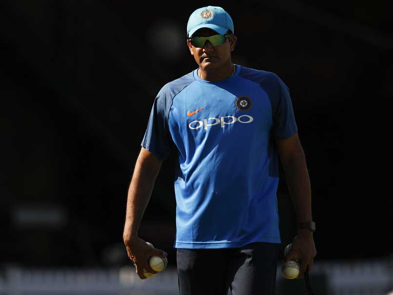 Chief Coach Should Get 60% Of Captain's Earnings: Anil Kumble's Proposal To BCCI
