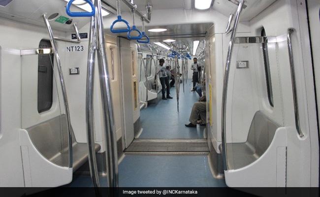 Bengaluru Namma Metro's Entire 42-Kilometre Phase-1 Finally Operational