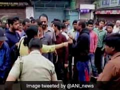 GJM Supporters Throw Stones At Police On Day 2 Of <i>Bandh</i> In Darjeeling