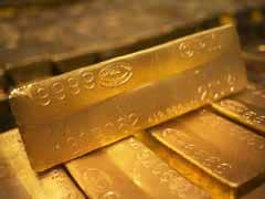Gold Prices Hit Near Four-Week Low