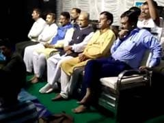 Gujarat BJP Ministers Enjoy Black Magic Show, Call It 'Divine Worship'
