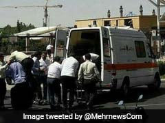 Live: 12 Killed, 39 Injured In Iran Parliament, Khomeini Tomb Attacks Claimed By ISIS
