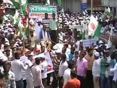 Farmers, Shopkeepers Clash In Madhya Pradesh Town