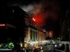 Gunman Sets Fire To Philippines Casino, Robbery Suspected: Police