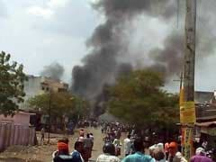 Number Of Deaths In Madhya Pradesh Cracker Factory Fire Rises To 25